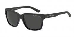 Armani Exchange AX 4026 S  812287  MATTE & SHINY BLACK grey