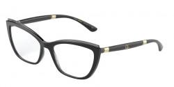 Dolce&Gabbana DG 5054  3246  BLACK ON TRANSPARENT GREY