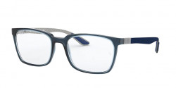 Ray-Ban RB 8906  8060  TRANSPARENT BLUE