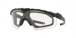 Oakley OO 9146 SI BALLISTIC M FRAME 3.0  914651  BLACK clear