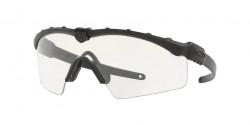 Oakley OO 9146 SI BALLISTIC M FRAME 3.0  914652  BLACK clear