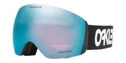 Gogle OAKLEY OO 7050 FLIGHT DECK XL 705083 FACTORY PILOT BLACK prizm snow sapphire