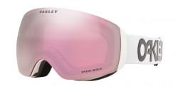 Oakley OO 7064 FLIGHT DECK XM 706493 FACTORY PILOT WHITE prizm hi pink iridium