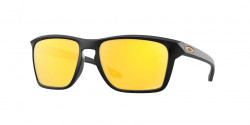 Oakley OO 9448 SYLAS 944815  MATTE BLACK prizm 24k polarized