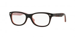 Ray-Ban Junior RY 1544 3580 TOP HAVANA ON OPAL PINK
