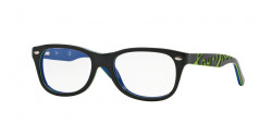 Ray-Ban Junior RY 1544 3600    TOP DARK GREY ON BLUE