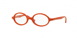 Ray-Ban Junior RY 1545 3640    ORANGE ON RUBBER ORANGE