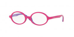 Ray-Ban Junior RY 1545 3704  FUCSIA ON RUBBER VIOLET