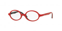 Ray-Ban Junior RY 1545 3705  RED ON RUBBER BLACK