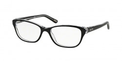 Ralph RA 7020  541  SHINY BLACK ON CRYSTAL