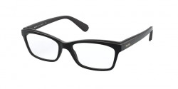 Ralph RA 7115  5001  SHINY BLACK ON MATTE BLACK