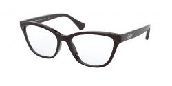 Ralph RA 7118  5752  SHINY TRANSPARENT DARK GREY