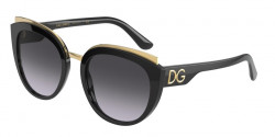 Dolce&Gabbana DG 4383  501/8G  BLACK light grey gradient black
