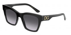 Dolce&Gabbana DG 4384  501/8G  BLACK grey gradient