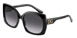 Dolce&Gabbana DG 4385  501/8G  BLACK light grey gradient black