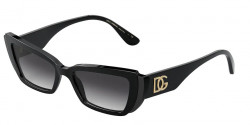 Dolce&Gabbana DG 4382  501/8G BLACK/MATTEBLACK light grey gradient black