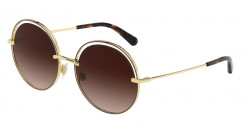 Dolce&Gabbana DG 2262  134413  BROWN  light & dark brown gradient