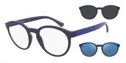 Emporio Armani EA 4152 57591W  MATTE DARK BLUE