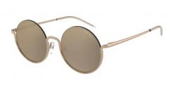 Emporio Armani EA 2112  61035A  SHINY ROSE GOLD mirror gold