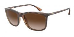 Emporio Armani EA 4155  508913  MATTE HAVANA gradient brown