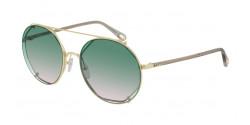 Chloe CH 0041 S  001 GOLD/HAVANA green gradient