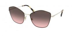 Miu Miu MU 60 VS ZVN146  PALE GOLD  pink gradient grey