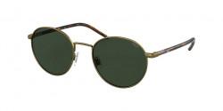 Polo Ralph Lauren PH 3133  932471  SEMI-SHINY BRASS green