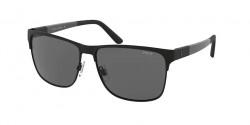Polo Ralph Lauren PH 3128  939787  MATTE BLACK ON SHINY BLACK grey