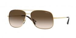 Vogue VO 4161 S  280/13  GOLD brown gradient
