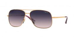Vogue VO 4161 S  507536  ROSE GOLD pink gradient dark grey