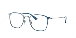 Ray-Ban RB 6466  3101  BLU ON SILVER