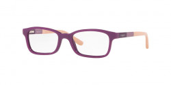 Vogue VY 2002  Junior Clear 2136  TOP CRYSTAL/PEARL VIOLET
