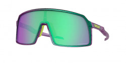 Oakley OO 9406 SUTRO 940659  GREEN PURPLE W SPLATTER prizm road jade