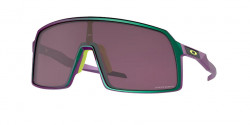 Oakley OO 9406 SUTRO 940660  GREEN PURPLE SHIFT prizm road black