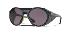 Oakley OO 9440 CLIFDEN 944017  BLACK GREEN PURPLE SPLATTER prizm grey