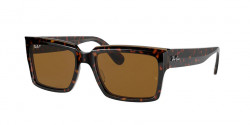 Ray-Ban RB 2191 INVERNESS  129257  HAVANA ON TRANSPARENT BROWN polar brown