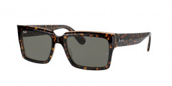 Ray-Ban RB 2191 INVERNESS  1292B1  HAVANA ON TRANSPARENT BROWN dark grey