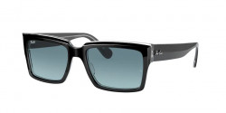 Ray-Ban RB 2191 INVERNESS  12943M  BLACK ON TRANSPARENT blu gradient