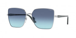 Vogue VO 4199 S  323/4S  SILVER azure gradient dark blue