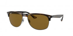 Ray-Ban RB 4342  710/83  HAVANA dark brown polar