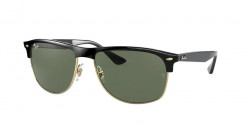 Ray-Ban RB 4342  601/71  BLACK dark green