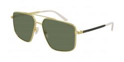 Gucci GG 0941 S - 002 GOLD/BLACK green
