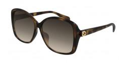 Gucci GG 0950 SA - 002 HAVANA brown gradient