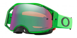 Gogle Oakley OO 7046 AIRBRAKE MX 7046A3  MOTO GREEN prizm mx jade iridium
