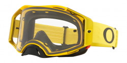 Gogle Oakley OO 7046 AIRBRAKE MX 7046B5  MOTO YELLOW clear