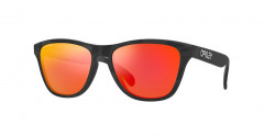 Oakley OJ 9006 FROGSKINS XS 900629  MATTE BLACK CAMO prizm ruby