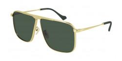 Gucci GG 0840 S - 002 GOLD green