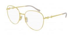 Gucci GG 0880 O - 004 GOLD