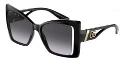 Dolce&Gabbana DG 6141  501/8G  BLACK grey gradient