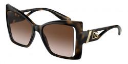 Dolce&Gabbana DG 6141  502/13  HAVANA brown gradient